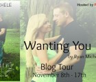 Wanting You tour banner final