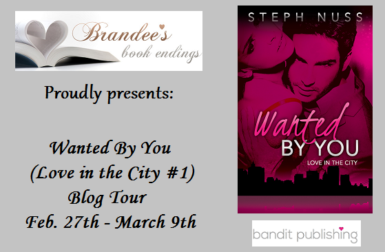 New Release: Wanted By You by Steph Nuss