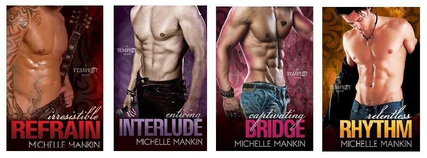 series - 4 books
