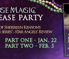 release party banner