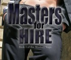 masters for hire - cover